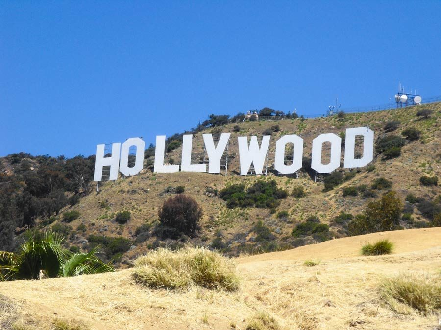Hollywood LA - Hollywood Sign