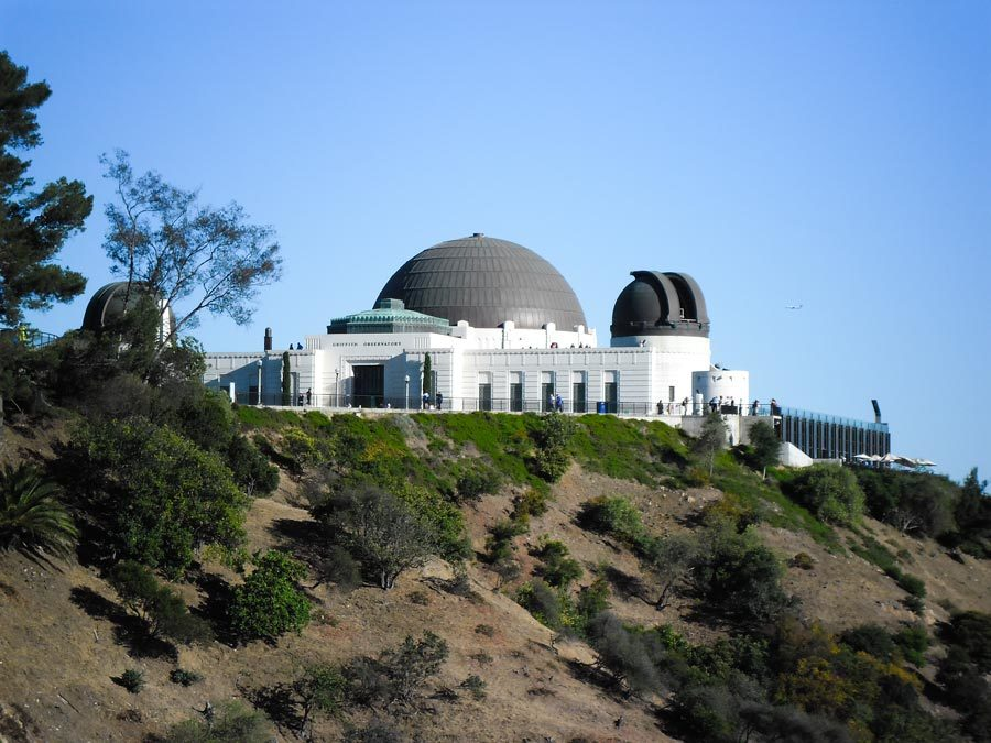 Hollywood LA - Griffith Observatory