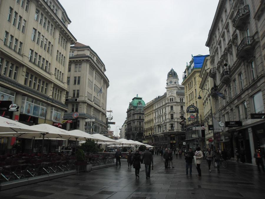 City Center of Vienna
