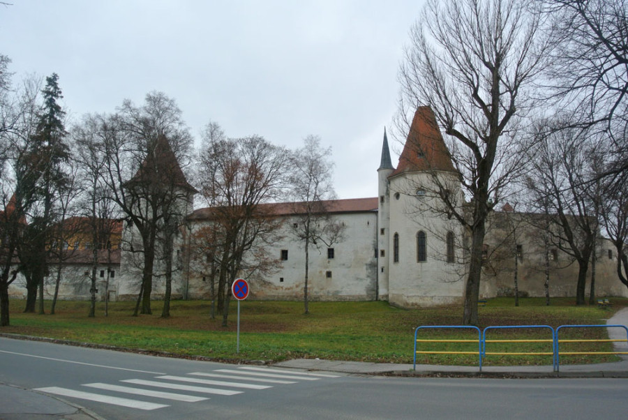 Burg in Kežmarok