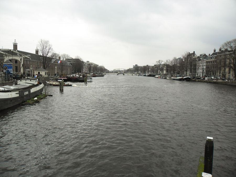 Amsterdam im Maerz 2015