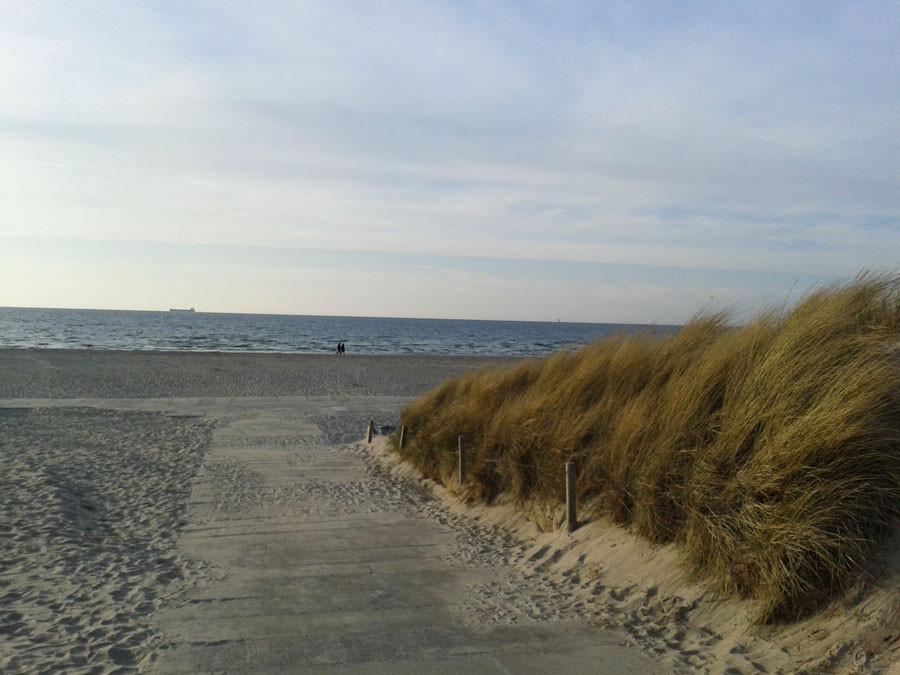 Strand von Warnemuende