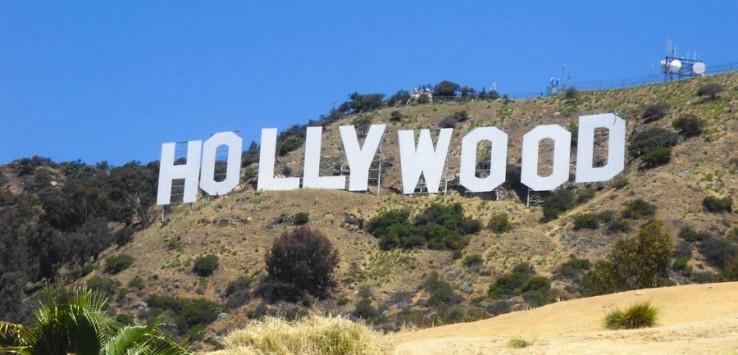 Hollywood Zeichen