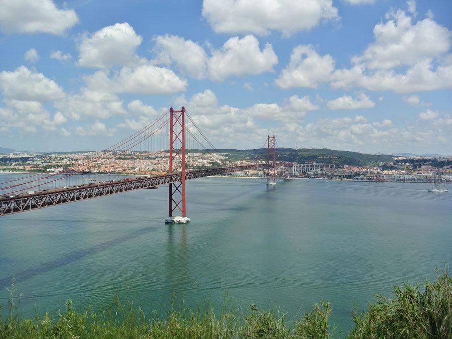 Kurzreise Lissabon-Ponte de 25 Abril