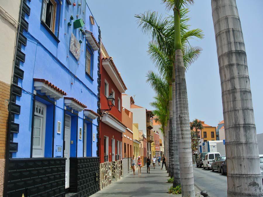 Puerto de la Cruz Tipps - Avenida Colon