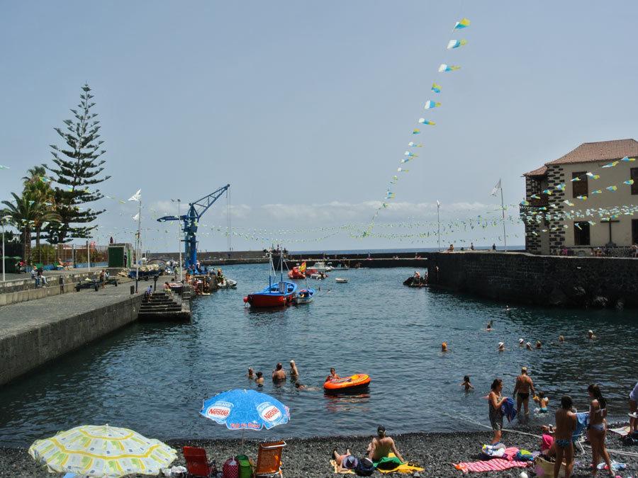Puerto de la Cruz Tipps - Fischereihafen