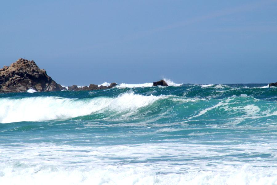Highway1 - gefährliche Wellen