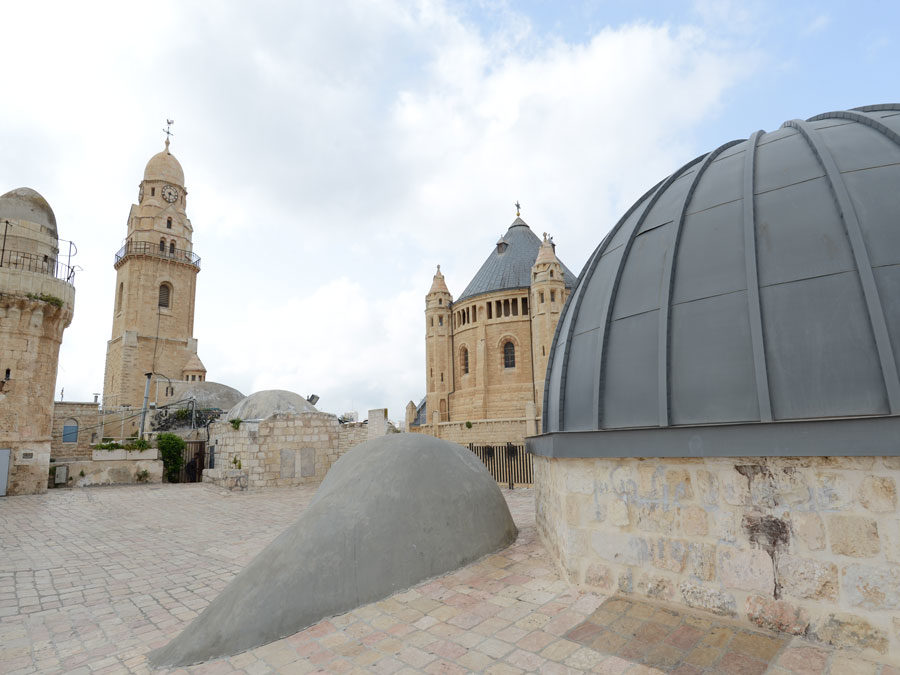 Israel Kurzreise - Berg Zion