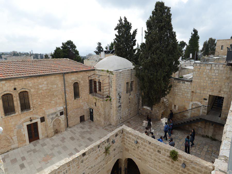 Israel Kurzreise - Berg Zion Burg
