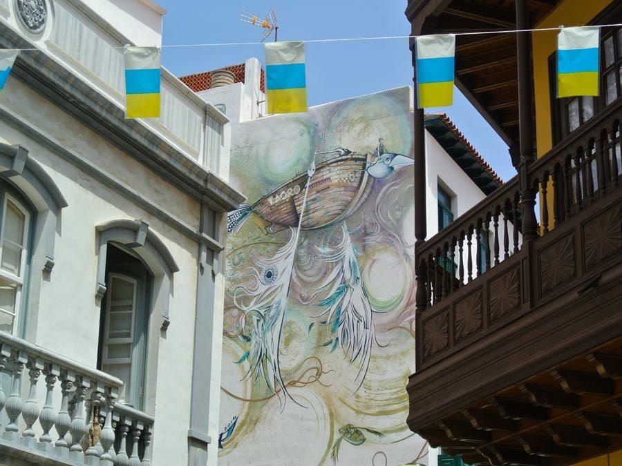 Puerto de la Cruz Tipps - Street Art