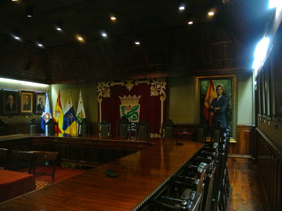 Puerto de la Cruz Tipps - Rathaus