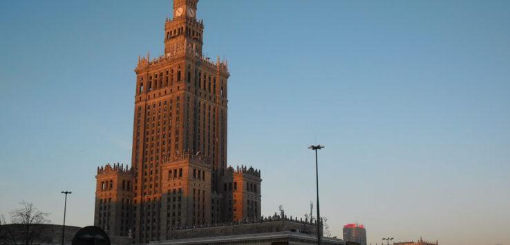 Städtereisen im Herbst - Warschau
