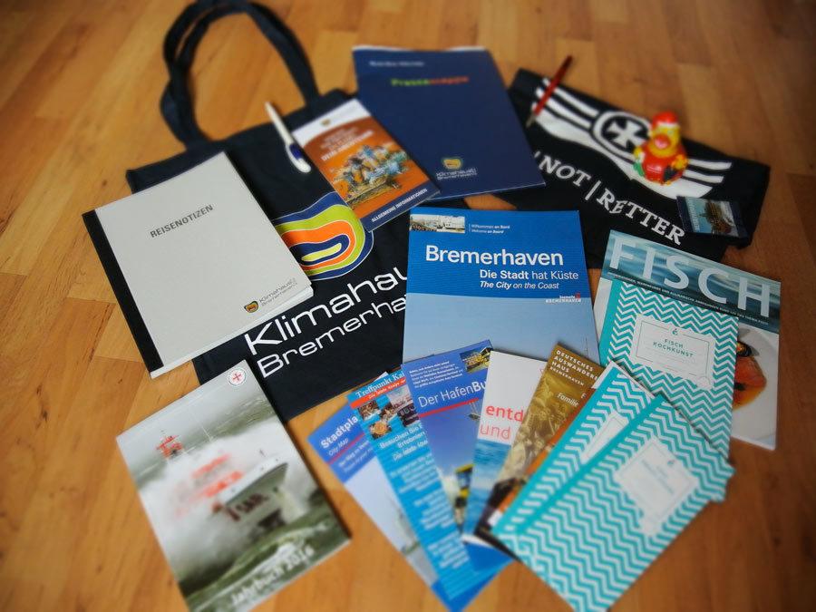 Bremerhaven - die Partner der Bloggerreise