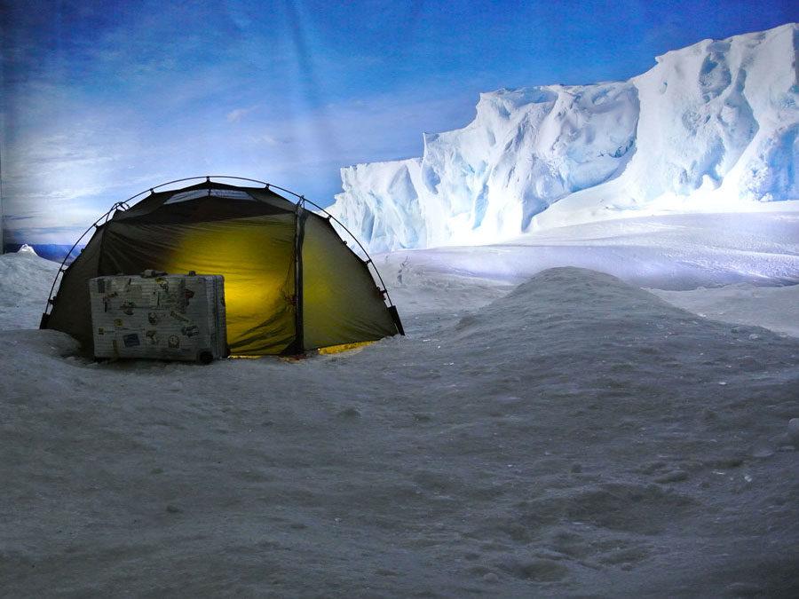 Bremerhaven - Antarktis im Klimahaus