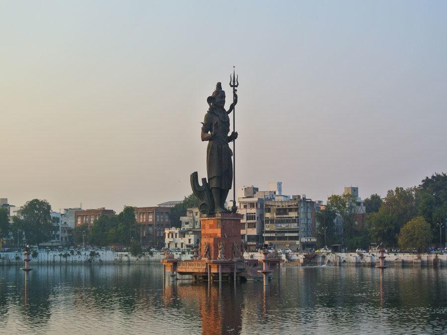 Indientrip - Shiva Statue