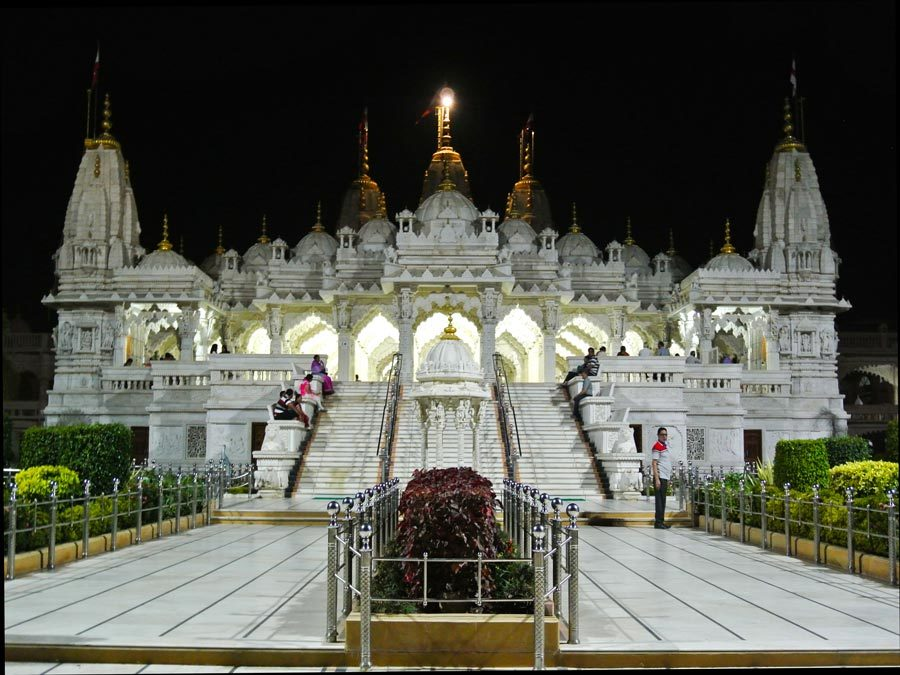 Indientrip - Swaminarayan Temple