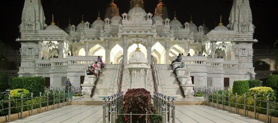 Fotoparade 2/2017 - Gebäude: Tempel in Bhuj