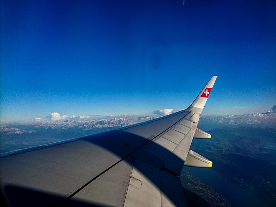 Zuerich Airline Swiss