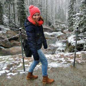 Anna bei den Vadopady