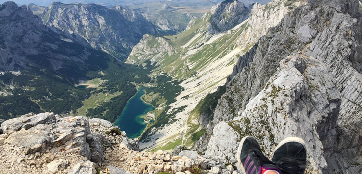 Sabbatical - Wandern in den Bergen